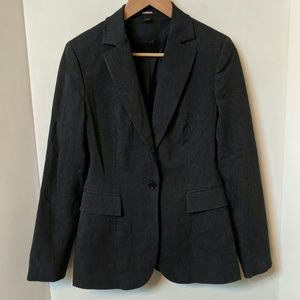 Express menswear style blazer, size 6